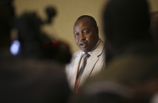 DR Congo's M23 rebels arrive for peace talks