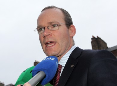 Fine Gael Minister for Agric
