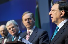 """""""You are a privileged generation"""" – Barroso to TCD audience"""