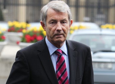 Former Fine Gael minister, Independent TD Michael Lowry