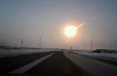 Why was the Russian meteorite captured on so many dashboard cameras?