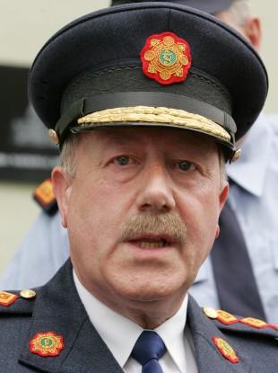 Garda Commissioner Martin Callinan.