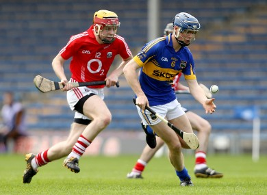Cormac Murphy (Cork) and Jason Forde (Tipperary).