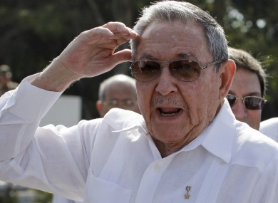 Raul Castro, who took over from his brother Fidel in 2008, has suggested he may not finish his next five-year term.