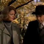 Diane Keaton and Al Pacino had an on-again off-again relationship during the filming of the Godfather trilogy, however, when production ended, so did the relationship.  A pity.  It would have been nice to see the two acting powerhouses grow old together.  YouTube/Imran500