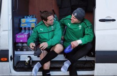 Pro12: Isaac determined to boss his way back into Ireland contention