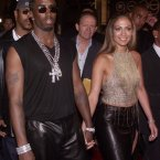 J-Lo and P Diddy seemed like the best most ghetto fabulous couple there could ever be.  She's from the block after all.  But it didn't last.  AP Photo/Suzanne Plunkett
