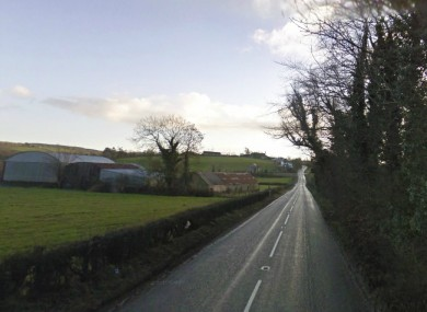 Newtownhamilton Road, Co Armagh.