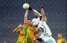 Conor Deegan: 'There's no point in panicking at this time of the season'
