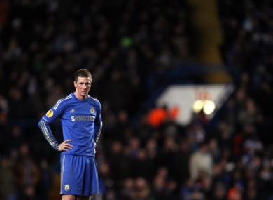 Will Torres start for Chelsea this weekend?