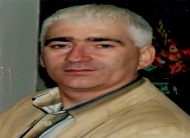 Missing man Thomas Ward