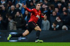 RVP: United could be my last club