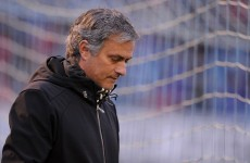 Jose Mourinho denies Real Madrid exit talk