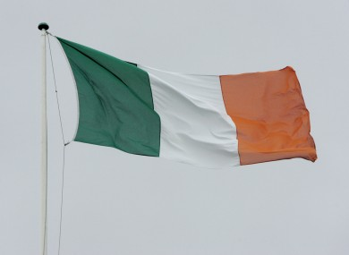 irish tricolour comes home to waterford thejournal ie