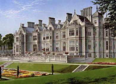 Built in 1846, Dartrey, Rockcorry, Co. Monaghan