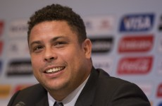 'Real Madrid shut his mouth for me' — Original Ronaldo hits back after Fergie's fat jibe