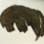 Circular handled bag (Image via The Royal Irish Academy) Neolithic, 3800BC