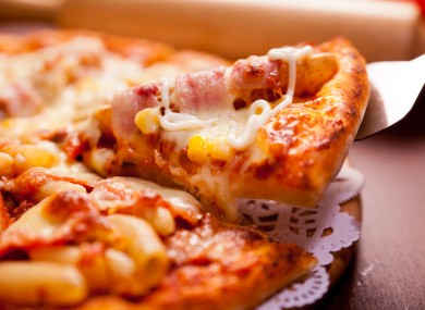 Frozen pizza is among the products being sought by the HSE to be given to patients.