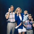 Should you fail to reach this family on any of their five phones, you needn't worry, Dad has a pager.