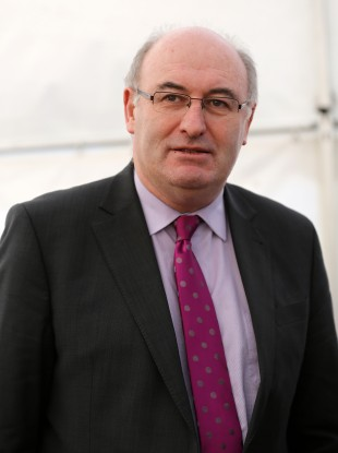 Minister for the Environment Phil Hogan (file photo)