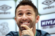 Sweden v Ireland: Robbie Keane out to make a point for Boys in Green