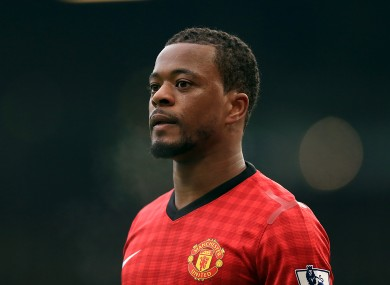 Evra has cast doubt on the prospect of Ronaldo rejoining United.