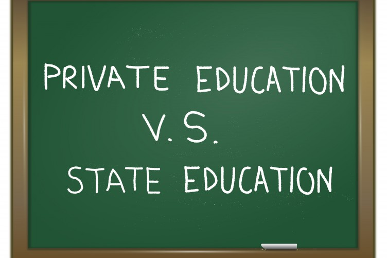 private vs public education for your Which one will you choose private vs public school education for your child the issue of whether private education is better than public has been debated for many years strong advocates of public education feel that children grow and progress better in a mixed environment.