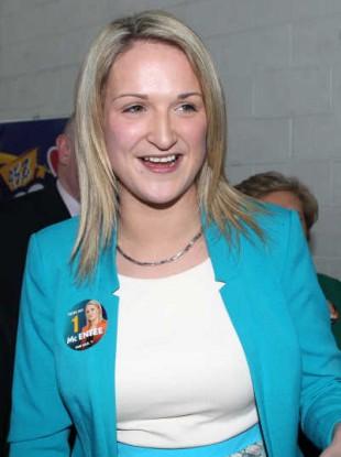 Fine Gael TD Helen McEntee.
