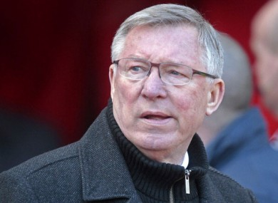 Ferguson dismissed recent claims that teams