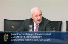 Bill O'Herlihy: I wasn't sure I was good enough to be Film Board head
