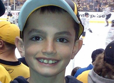 Martin Richard, 8, was trying to flee the scene of the first bomb at the Boston Marathon when he was killed by the second.