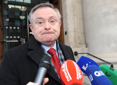 Brendan Howlin's task of finding extra cuts in the public sector pay bill have taken a dent, with the news that another trade union will reject the Croke Park 2 proposals.