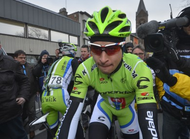 Sagan's actions have inspired the latest Slovakian internet craze.