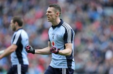 Conor Deegan: Dublin not at their best, but tight game will improve them
