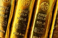 Gold prices hit biggest slump in 30 years