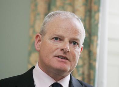 The Managing Director of Hewlett Packard Ireland, Martin Murphy (file photo).