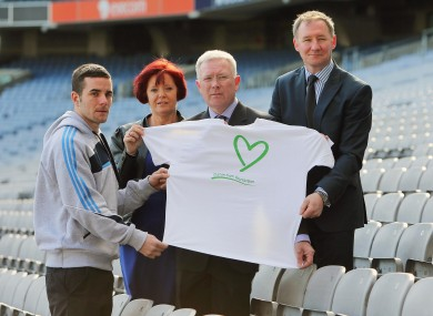 The Ciarán Carr Foundation was launched today.