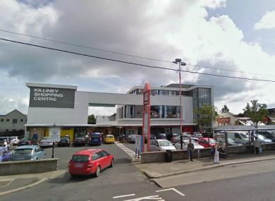 Killiney Shopping Centre, Rochestown Avenue.