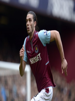 Carroll has spent the season on loan at West Ham.