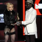 Will.i.am wasn't too sure about the ensemble.