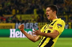 Klopp wants end to Lewandowski speculation