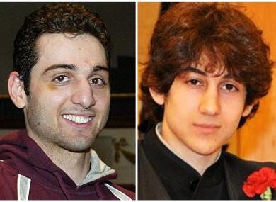 Tamerlan Tsarnaev, 26, left (deceased) and Dzhokhar Tsarnaev, 19, right.