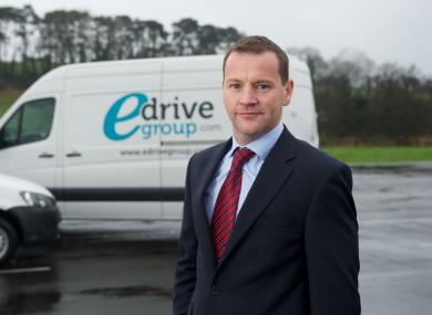 CEO Mervyn O'Callaghan