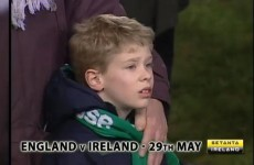 Do you know where the kid from the Lansdowne Road riots is now?