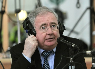 Pat Rabbitte says he would