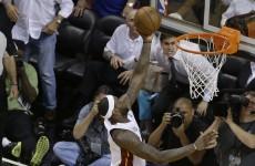LeBron James nails buzzer-beating lay-up to clinch OT win