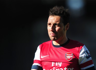 Cazorla has arguably been Arsenal's most consistent performer this year.