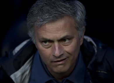 Mourinho is widely expected to