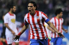 'We'll help him earn big move' – Atletico happy to let Falcao leave