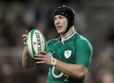 Stephen Ferris is seeking to negotiate a new deal with the IRFU.